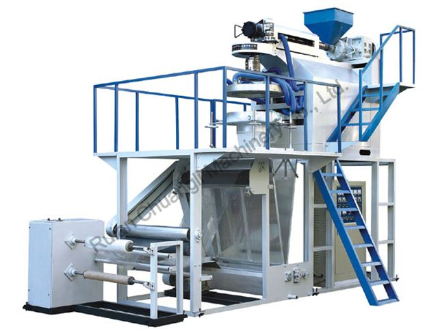 SJ-55/SJ-65/SJ-70 PP Film Blowing Machine