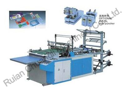 Computer Control Multi-functional Side-sealing Bag Machine