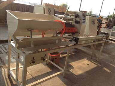 Paper Core Loading and Unloading Machine