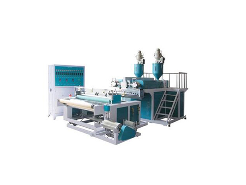 Two-layer Co-extrusion LLDPE Stretching Film Making Machine