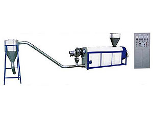 PVC Plastic Pelletizing Machine