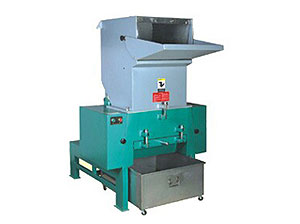 Hard Block Plastic Crushing Machine