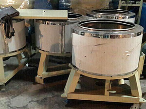 Plastic Water-dehydrating Machine