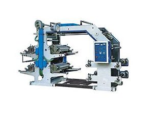 Four-color Flexographic Printing Machine