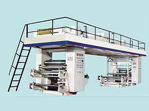 Middle-speed Lamination Machine