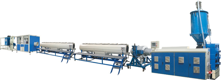 PP/PE/PP-R Pipe Making Machine